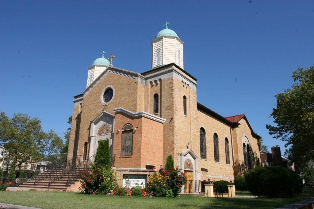 St. Demetrios Church in Perth Amboy, NJ